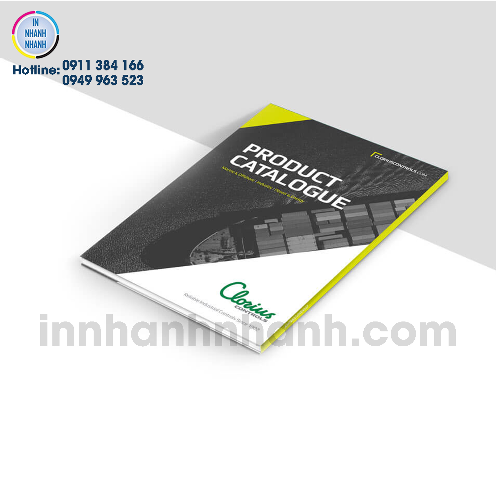 In catalogue giá rẻ Tp Hcm